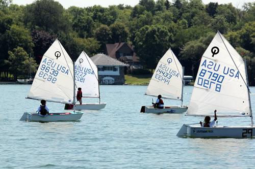 Sailing Programs « Clear Lake Yacht Club Sailing School